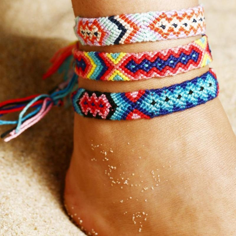 Summer Bohemia Anklet