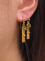 Gothic Drop Earrings