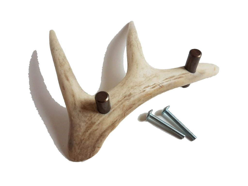 3 Tine Antler Handle by Antler Artisans