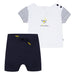 Absorba Baby Boys Two Piece Shorts Set
