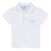 Absorba Boys White Polo Shirt