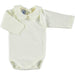 Babidu Baby Cream Peter Pan Collar Vest