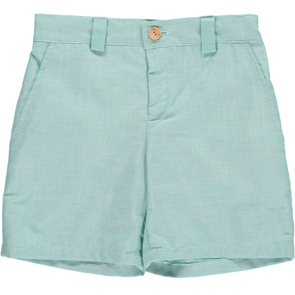 Benedita Mint Green Shorts