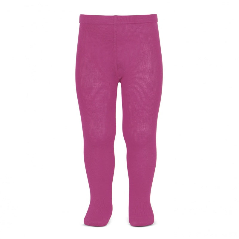 Cóndor Magenta Pink Plain Stitch Tights
