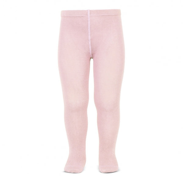 Cóndor Pink Plain Stitch Tights