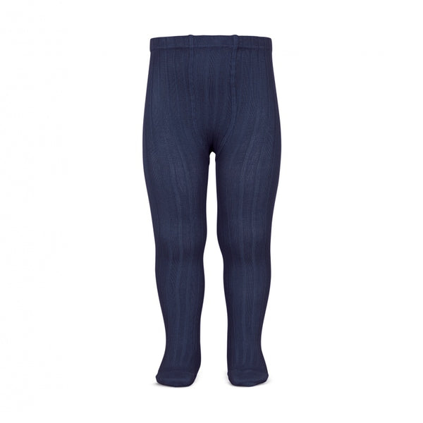 Cóndor Navy Wide Rib Tights