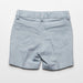 Fina Ejerique Boys Blue Linen Shorts