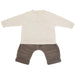 Floc Baby Biscuit Bear Outfit Set