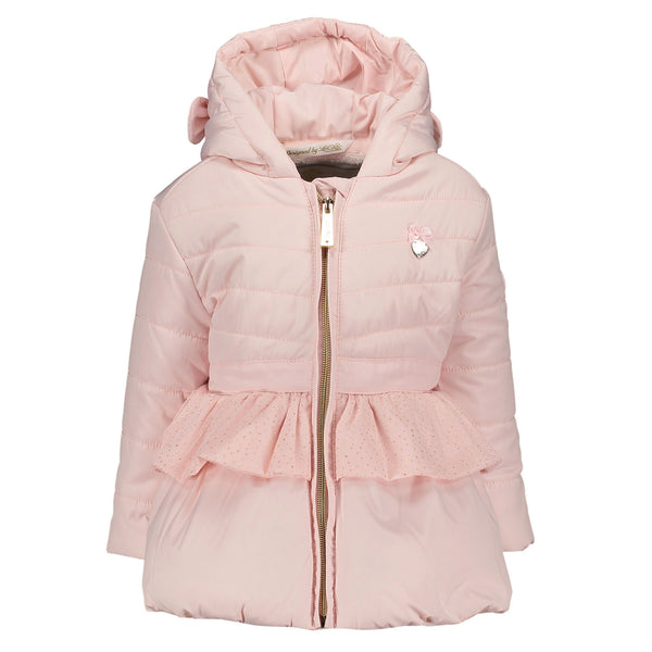 Le Chic Baby Girls Pink Coat