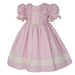 Pretty Originals Girls Dusky Pink Dress