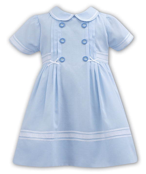Sarah Louise Baby Blue Dress
