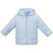 Dani by Sarah Louise Baby Boys Blue Hooded Jacket
