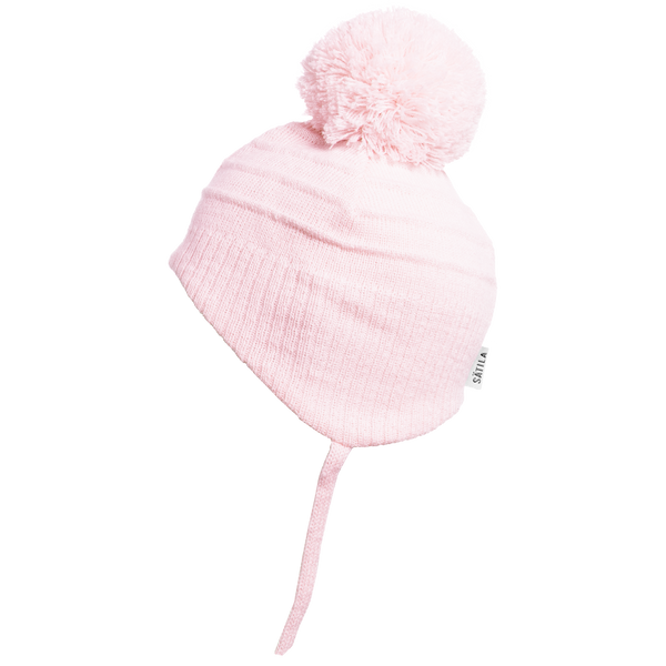 Sätila of Sweden Tiny Pink Pom Pom Hat