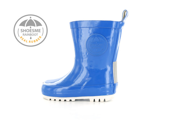 Shoesme Cobalt Blue Rainboot