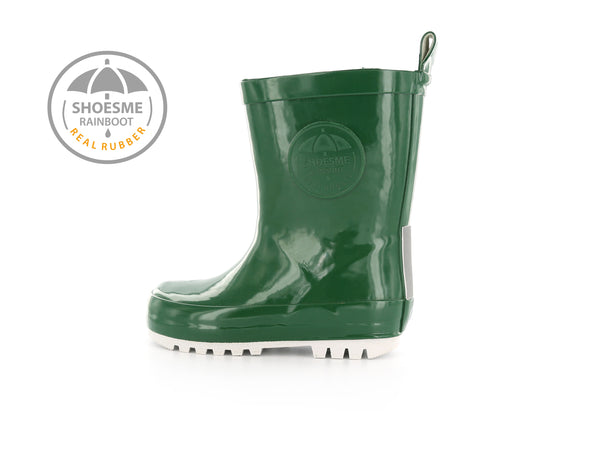 Shoesme Dark Green Rainboots