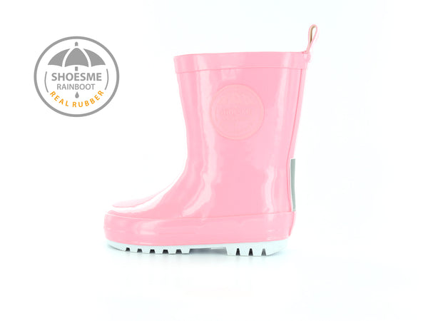 Shoesme Light Pink Rainboot