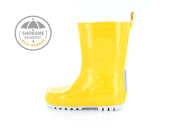 Shoesme Yellow Rainboots
