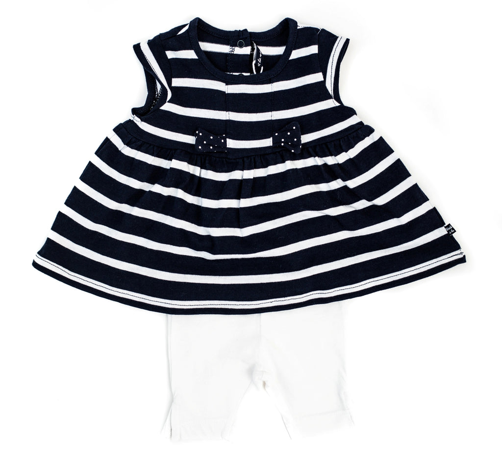 Weekend à la Mer Nautical Dress Set