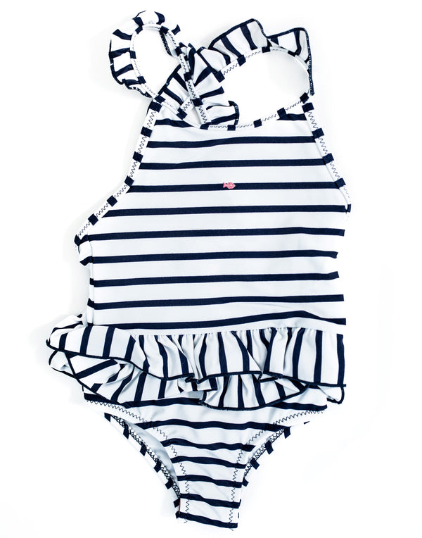 Weekend à la Mer Ruffle Swimsuit