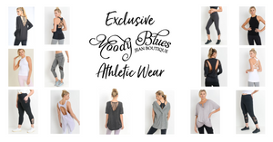 Moody Blues Athletic Wear