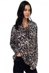 Keep Me Cozy- Leopard Print