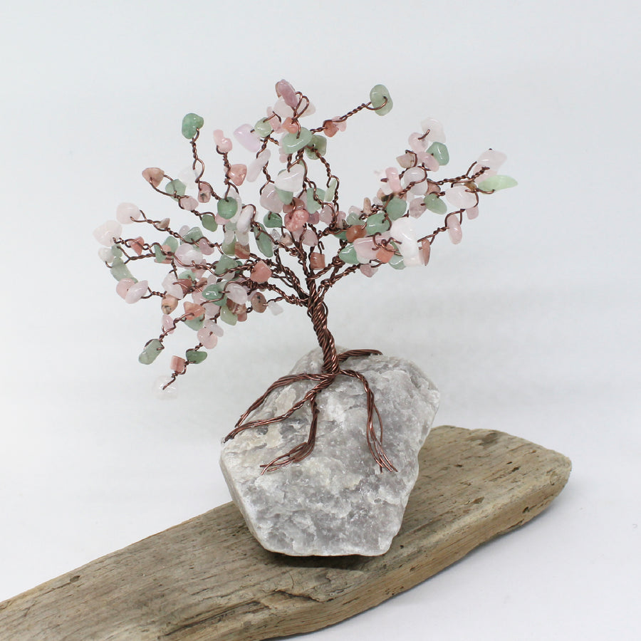 Gemstone Tree for a Loving Life