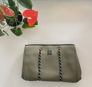 Seconds - Khaki NC Tote #4