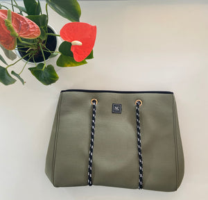 Seconds - Khaki NC Tote #5