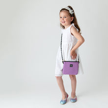 Kids Lilac NC Cross Body Bag