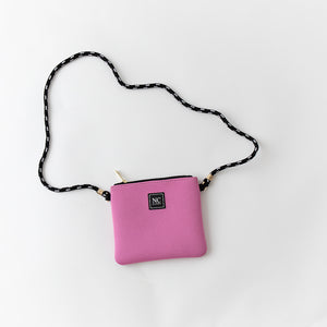Kids Pink NC Cross Body Bag