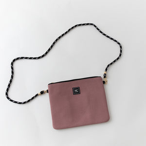 Dark Blush NC Cross Body Bag