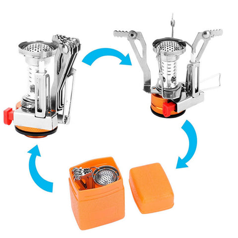 Camping Stove for Camping - Todaycamping