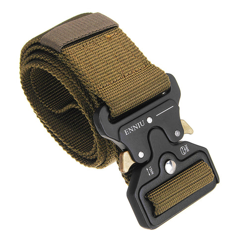 Army Tactical Canvas Waist Belt - Todaycamping