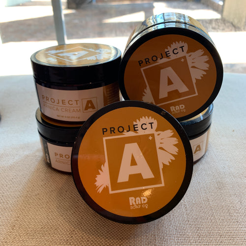 PROJECT A: ARNICA CREAM - Majestic Hudson Lifestyle Experiences