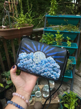 Moon and Clouds Shoulder Bag