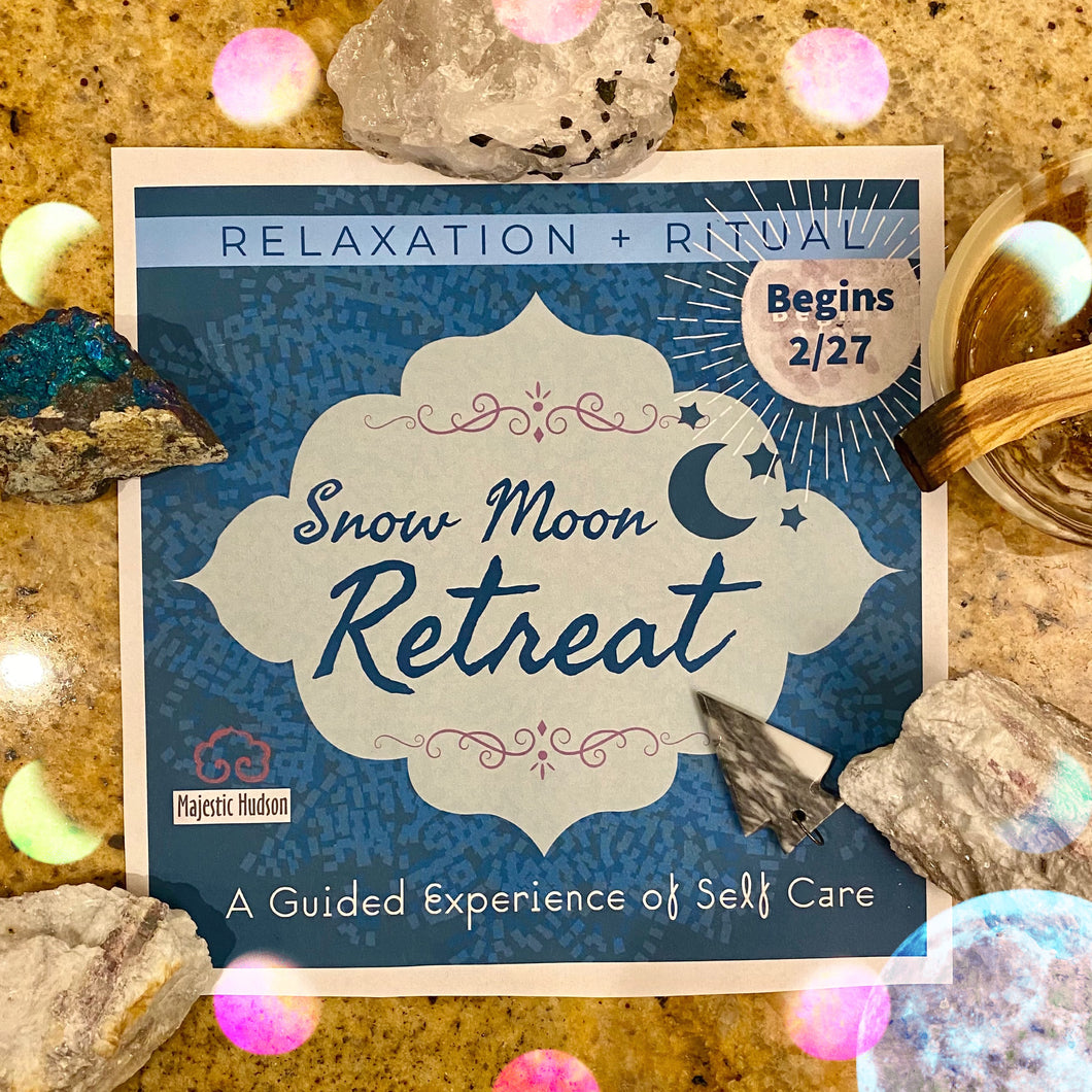 Snow Moon Retreat 2021 - Majestic Hudson Lifestyle Experiences