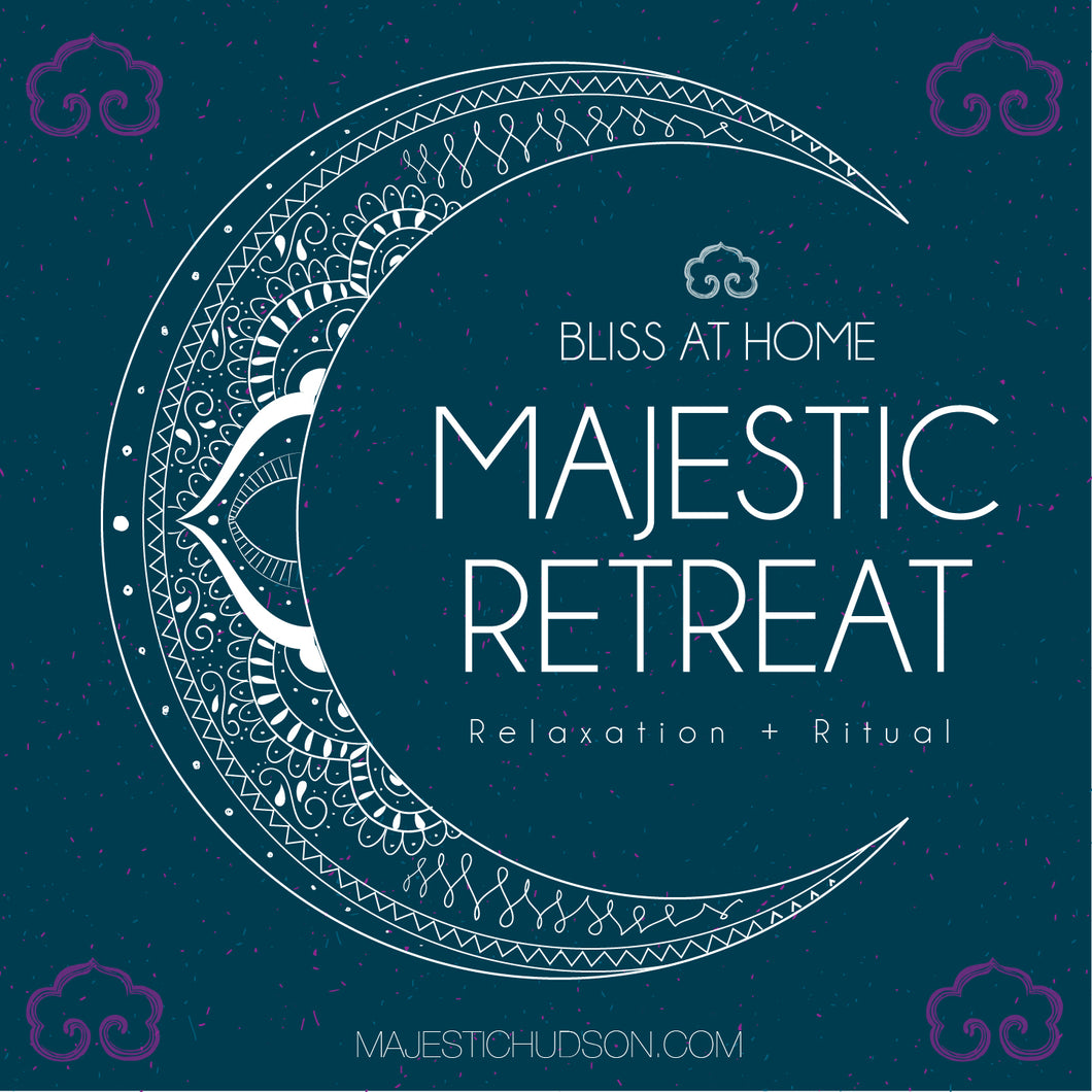 Majestic Personal Retreat | BLISS at HOME - Majestic Hudson Lifestyle Experiences