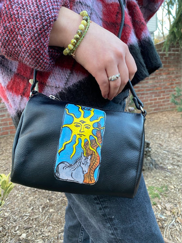 Sun and Moon Tarot Bag - Majestic Hudson Lifestyle Experiences