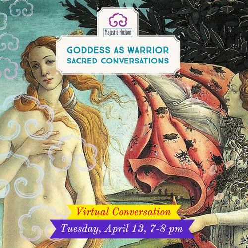 Goddess as Warrior - Majestic Hudson Lifestyle Experiences