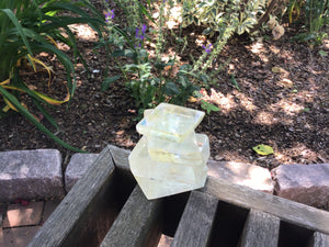 Optical Calcite Prism