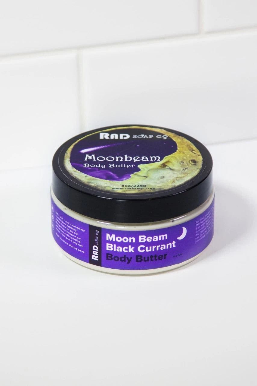 Moonbeam Black Currant Body Butter - Majestic Hudson Lifestyle Experiences