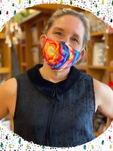 Load image into Gallery viewer, Protective Masks - Designed by Amy Diener