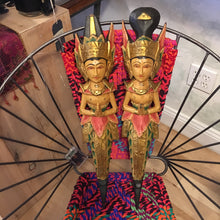 Load image into Gallery viewer, Thai Wooden Puppets - Majestic Hudson Lifestyle Experiences