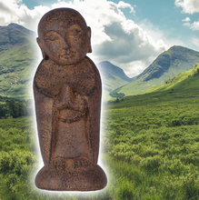 Load image into Gallery viewer, Jizo Buddha Statue - Majestic Hudson Lifestyle Experiences