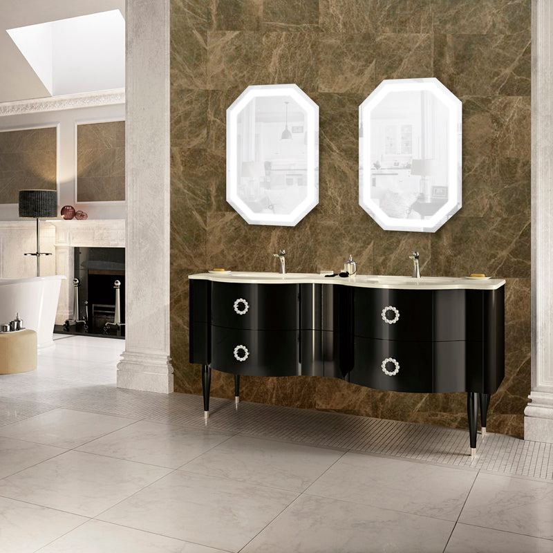 Popular LED Bathroom Vanity Mirror Tudor with black vanity Model - Fresh 30 x 30 bathroom mirror Trending