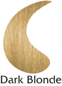 Dark Blonde 8V natural hair color (2 oz color and 2 oz developer)