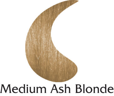 EcoColors Haircolor Medium Ash Blonde 8C (2 oz color and 2 oz developer)