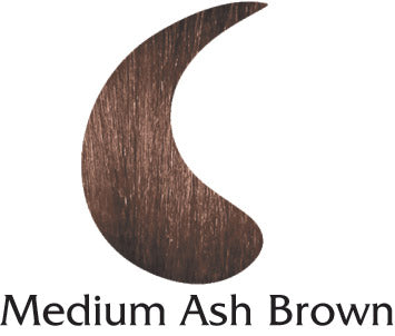 EcoColors Haircolor Medium Ash Brown 5C (2 oz color and 2 oz developer)