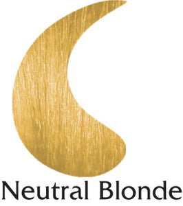 Neutral Blonde 8B natural hair color (2 oz color and 2 oz developer)