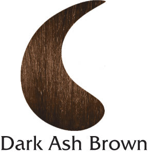 EcoColors Haircolor Dark Ash Brown 4C (2 oz hair color and 2 oz developer)